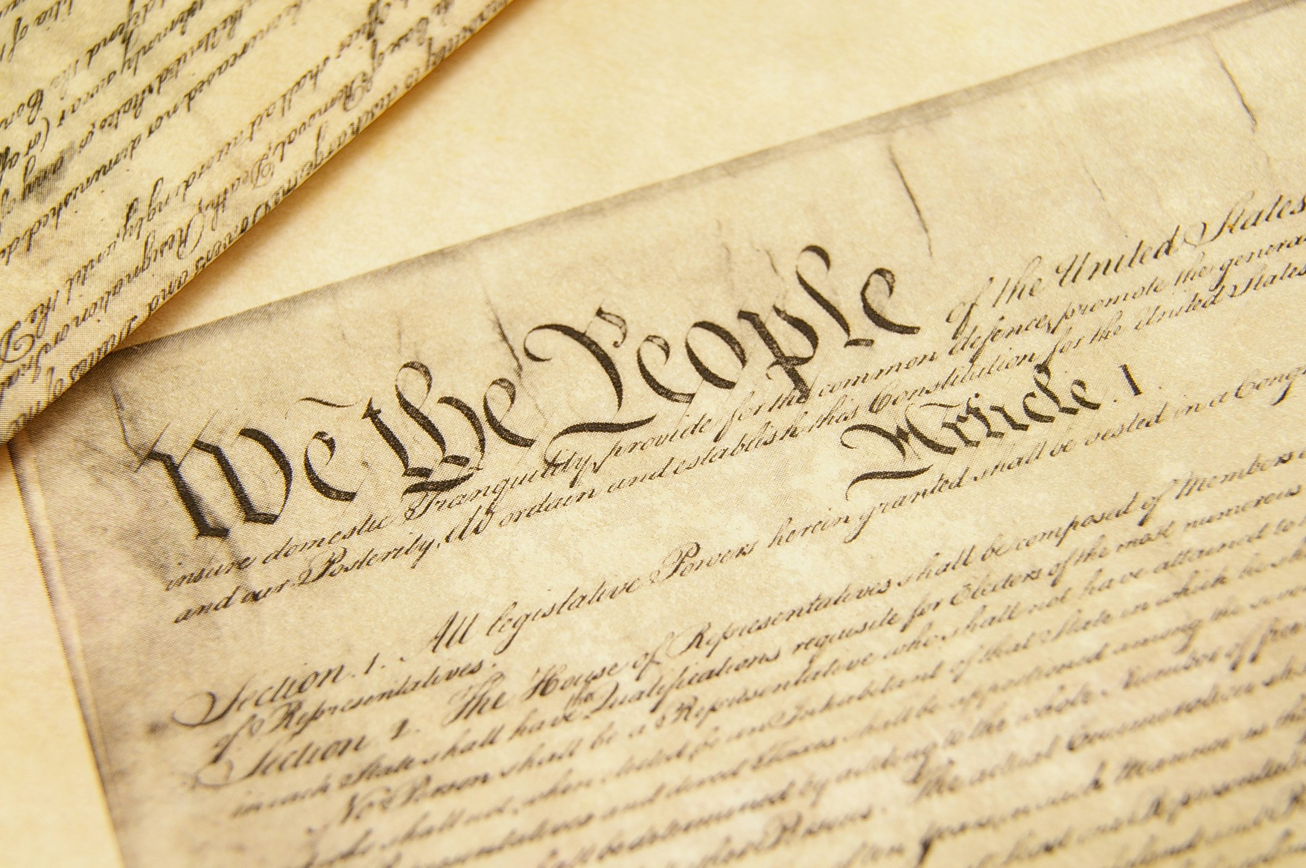 HIST 130 The Federal Framers' Debates on Religion: The First Amendment