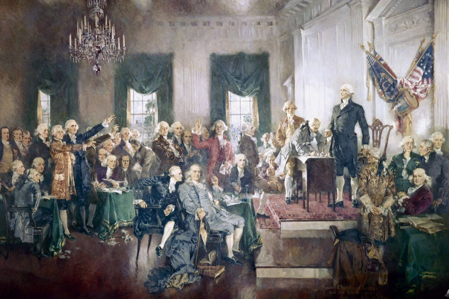 HIST 120 Getting to Union: Navigating Differences in the Constitutional Convention